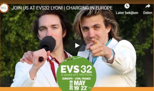Meet Jelle and Dave: Vlogging  to world's largest EV event