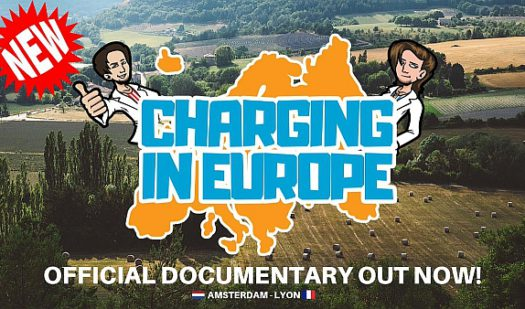 Charging in Europe mini-documentary